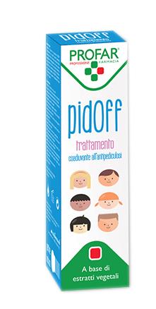 PIDOFF LOZIONE DI RIMOZIONE SPRAY 100 ML PROFAR - Farmapage.it