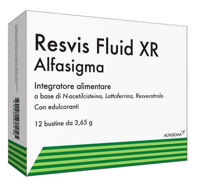 RESVIS FLUID XR BIOFUTURA 12 BUSTINE - Farmaconvenienza.it
