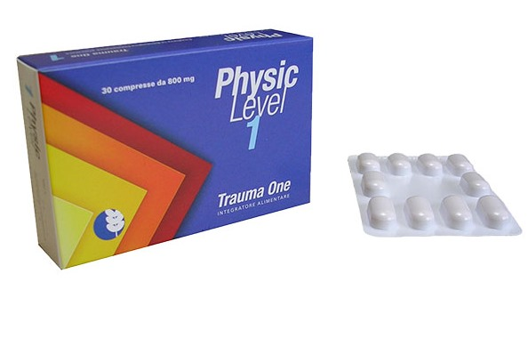 PHYSIC LEVEL 1 TRAUMA ONE 30 COMPRESSE - SUBITOINFARMA