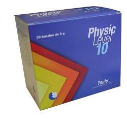 PHYSIC LEVEL 10 TONIC 20 BUSTINE 8 G - SUBITOINFARMA