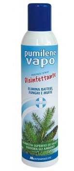 PUMILENE VAPO DISINFETTANTE SPRAY 250 ML - latuafarmaciaonline.it