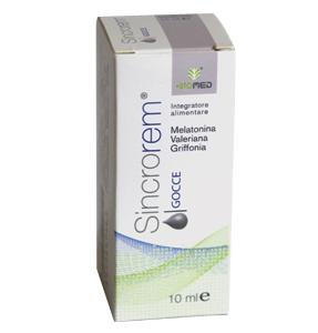SINCROREM GOCCE 10 ML - Farmastop