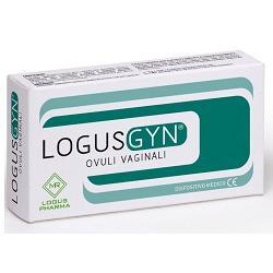LOGUSGYN 10 OVULI VAGINALI 2 G - Farmapass