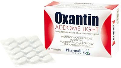 OXANTIN ADDOME LIGHT 60 COMPRESSE - Farmabros.it