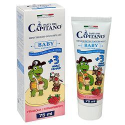 PASTA CAPITANO DENTIFRICIO BABY FR 75 ML - Farmaseller