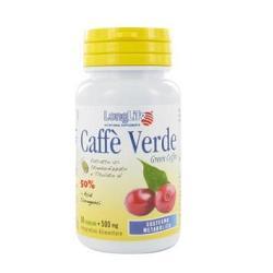Longlife Caffè Verde Integratore Alimentare 50 Capsule - Zfarmacia