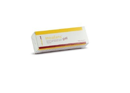 INTRAFANS GEL 70 ML - Farmacia Bisbano