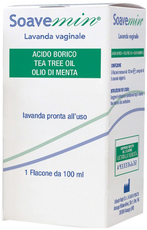 SOAVEMIN LAVANDA VAGINALE 5 FLACONI 100 ML - La farmacia digitale