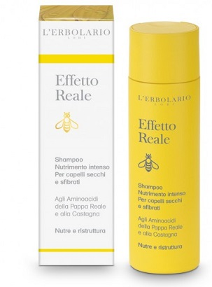 EFFETTO REALE SHAMPOO NUTRIMENTO INTENSO 200 ML - Farmaconvenienza.it