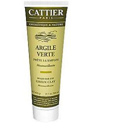 CATTIER ARGILLA VERDE 400 G - Farmabellezza.it