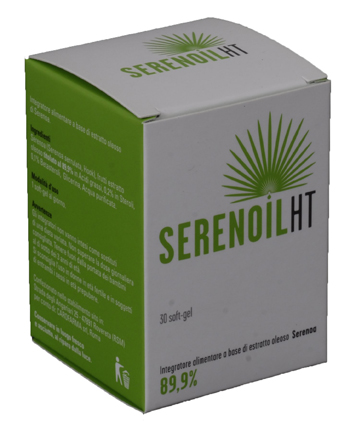 SERENOIL HT 30 CAPSULE SOFTGEL - FARMAPRIME
