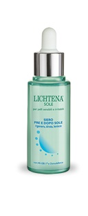 LICHTENA SOLE SIERO DOPOSOLE ANTIRUGHE 35 ML - Farmacielo