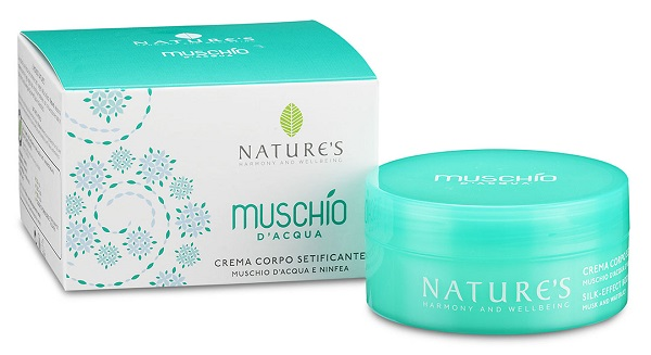 NATURE'S MUSCHIO D'ACQUA CREMA CORPO SETIFICANTE 100 ML - Farmaedo.it