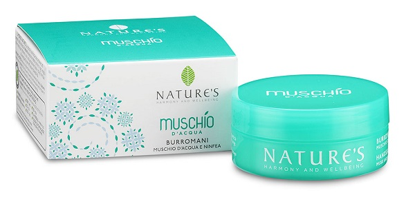 NATURE'S MUSCHIO D'ACQUA BURROMANI 50 ML - Farmaedo.it