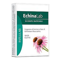 ECHINALAB 30 COMPRESSE MASTICABILI 30 G -  Farmacia Santa Chiara