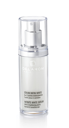 DELAROM SERUM INFINI WHITE 30 ML - Farmajoy