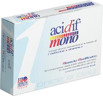 ACIDIF MONO 30 COMPRESSE - Farmafamily.it