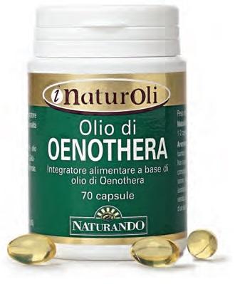 I NATUROLI OLIO DI OENOTHERA 70 CAPSULE - Farmacia Giotti