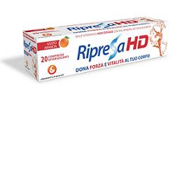 RIPRESA HD 20 COMPRESSE EFFERVESCENTI - Spacefarma.it