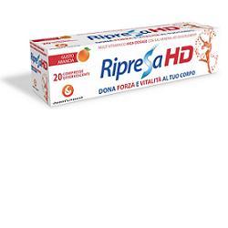 RIPRESA HD 20 COMPRESSE EFFERVESCENTI - Farmabellezza.it