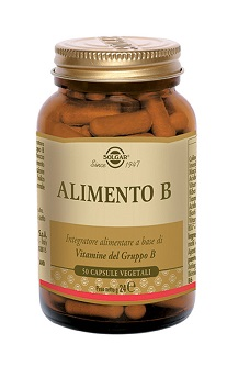 ALIMENTO B 50 CAPSULE VEGETALI FLACONE 24 G - Farmafamily.it
