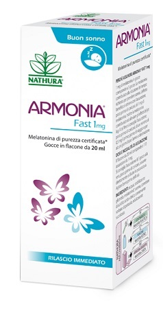ARMONIA FAST 1 MG MELAT GOCCE 20 ML - Farmabenni.it