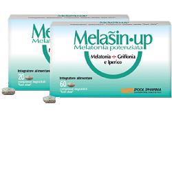 Melasin Up Pool Pharma 1 mg 20 compresse - latuafarmaciaonline.it