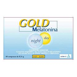 MELATONINA GOLD HTP 1MG 60 COMPRESSE - Farmacia Barni