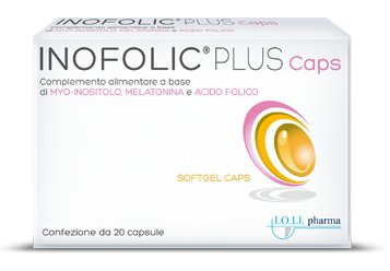 INOFOLIC PLUS 20 CAPSULE 33,3 G - Farmabellezza.it