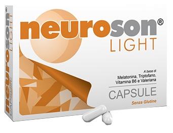 NEUROSON LIGHT 30 CAPSULE - Farmalke.it