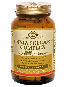DIMA SOLGAR COMPLEX 60 CAPSULE VEGETALI - Farmacia Barni