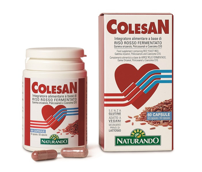 Colesan Integratore 60 Capsule