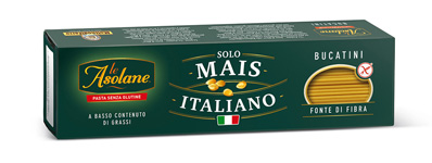 LE ASOLANE FONTE DI FIBRA BUCATINI 250 G - Farmapage.it