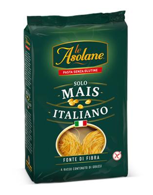 Le Asolane Capellini Pasta senza Glutine 250g - Arcafarma.it