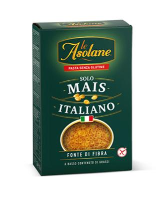 LE ASOLANE FONTE DI FIBRA ANELLINI 250 G - Farmacia33