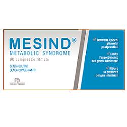 MESIND METABOLIC SYNDROME 90 CAPSULE 470 MG - FARMAEMPORIO