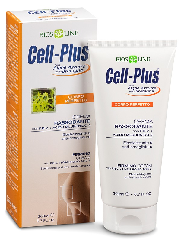 BIOS LINE CELL PLUS CREMA RASSODANTE NEW 200 ML - La farmacia digitale