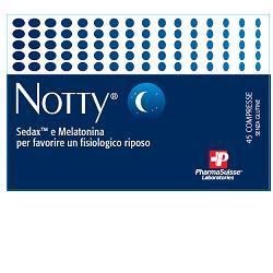 NOTTY 45 COMPRESSE - Farmabellezza.it