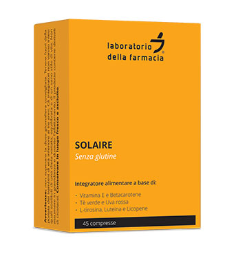 SOLAIRE 45 COMPRESSE - Farmapage.it