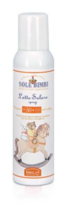 SOLE BIMBI LAT SPRAY SPF50+ - Farmapage.it
