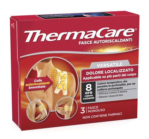 THERMACARE FLEXIBLE USE 3 PEZZI - Farmaciaempatica.it