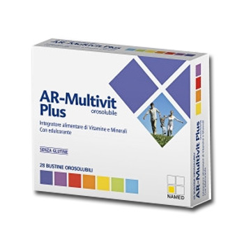 AR MULTIVIT PLUS 28 BUSTE OROSOLUBILI - FarmaHub.it