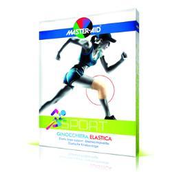 Master Aid Sport Ginocchiera Elastica Di Protezione Non Sterile Misura 2
