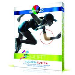 GOMITIERA ELASTICA MASTER-AID SPORT TAGLIA 2 24/28CM - Farmaci.me