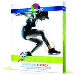 CAVIGLIERA ELASTICA MASTER-AID SPORT TAGLIA 4 26/29CM - Zfarmacia