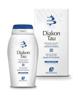 DIAKON TAU DETERGENTE PELLE ACNEICA 200 ML - Turbofarma.it