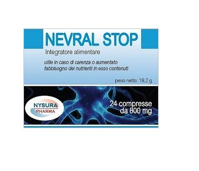 NEVRAL STOP 24 COMPRESSE - FARMAEMPORIO