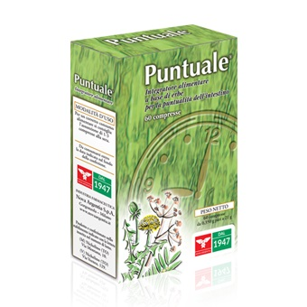 PUNTUALE 60 COMPRESSE - Parafarmacia Tranchina
