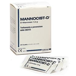 MANNOCIST D 20 BUSTE 1,5 G - farmaciadeglispeziali.it