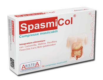 SPASMICOL 30 COMPRESSE MASTICABILI 500 MG - Arcafarma.it